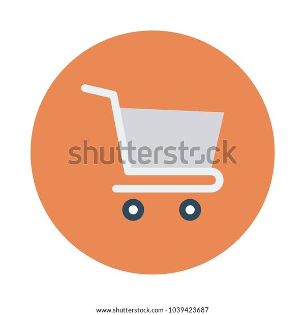 trolley cart shopping