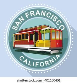trolley san francisco california