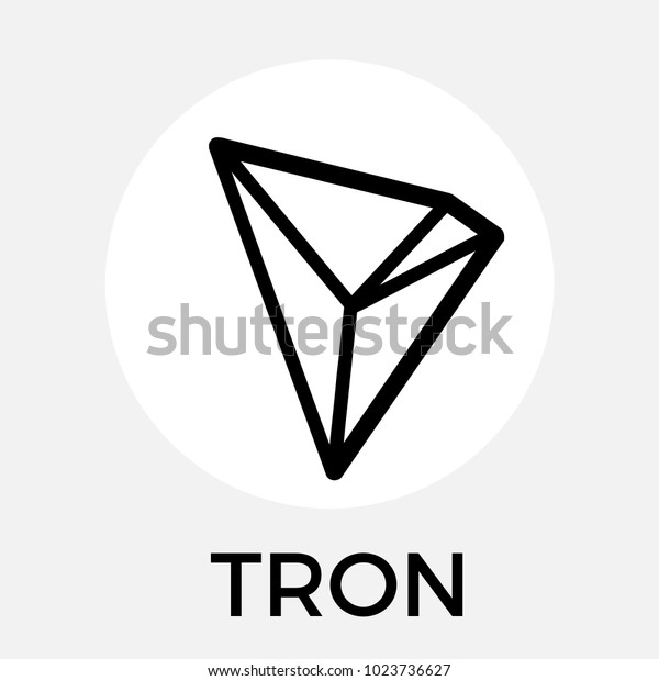 Tron Trx Decentralized Blockchain Inapppurchases Payments Stock