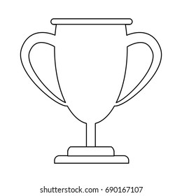 trophy business for the first position winner