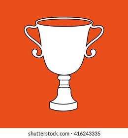 trophy cup design