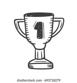 Trophy Doodle