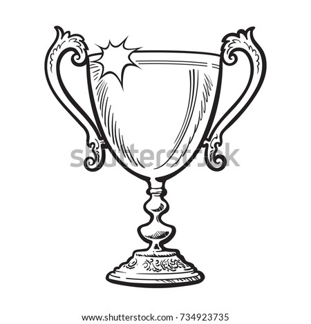 89 Trophy Clipart Black And White Trophy Clipart Black And White