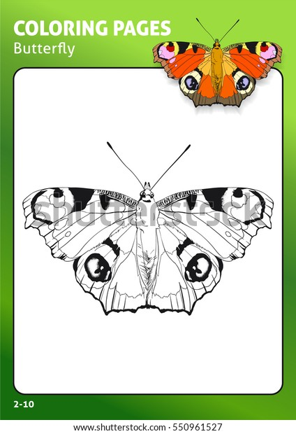 Top 50 Free Printable Butterfly Coloring Pages Online | 620x424