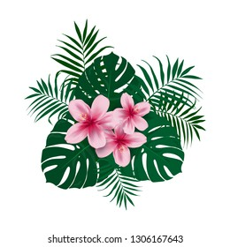 Hibiscus Clip Art Images Stock Photos Vectors Shutterstock