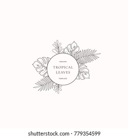 Tropical Leaf Logo Images Stock Photos Vectors Shutterstock 115,000+ vectors, stock photos & psd files. https www shutterstock com image vector tropical leaves fashion boutique sign logo 779354599