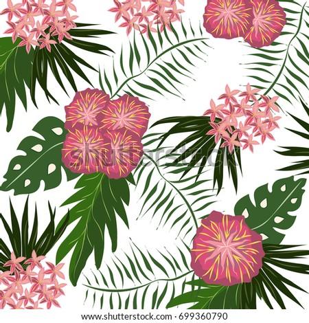 Image Result For Vintage Tropical Wallpaper T