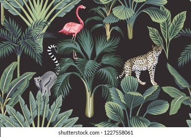 Royalty Free Wallpaper Animal Jungle Stock Images Photos