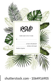 Rsvp Card Images Stock Photos Vectors Shutterstock