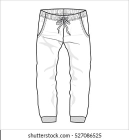 trousers apparel vector clothing sporting