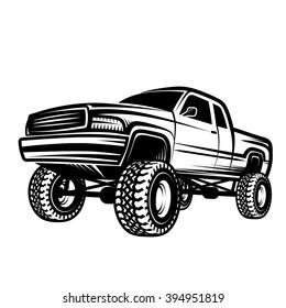 truck 4x4 pickup