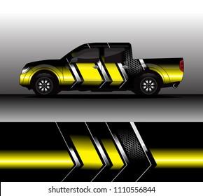 truck graphic vector