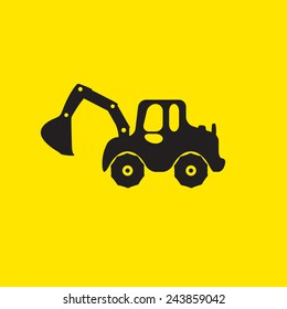 truck icon or logo