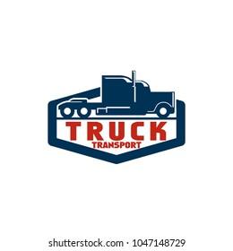 truck logo images stock photos vectors shutterstock
