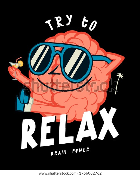 try-relax-funny-brain-character-600w-175