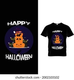T-shart Desing ,Halloween t-Shart desing