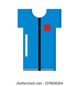 t-shirt, clothes Icon Vector -