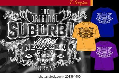 t-shirt design, vector graphics