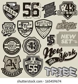 t-shirt graphic set 2