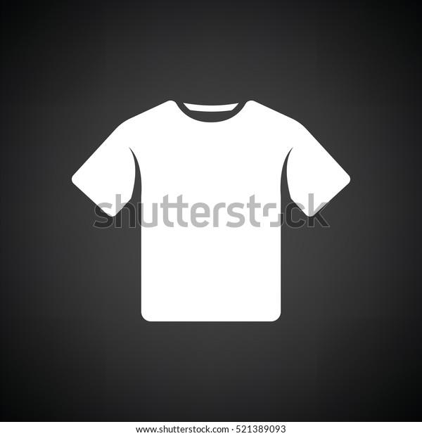 tshirt icon black background white vector stock vector royalty free 521389093 https www shutterstock com image vector tshirt icon black background white vector 521389093