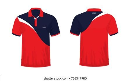 Collar T Shirt Images, Stock Photos & Vectors   Shutterstock