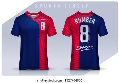 b026686d8fa t-shirt sport design template