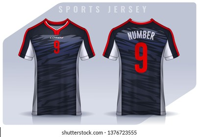 5f3f0baef t-shirt sport design template