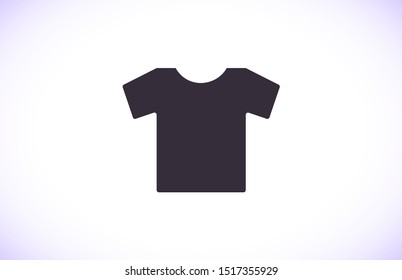T-shirt Vector icon . Lorem Ipsum Illustration design