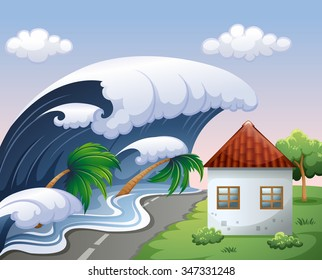 Tsunami Stock Images, Royalty-Free Images & Vectors ...