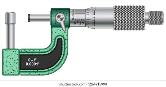 Tube Micrometer - Inch