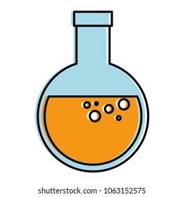 tube test flask icon