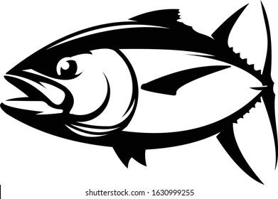 yellowfin tuna vector 图片 库存照片和矢量图 shutterstock https www shutterstock com zh image vector tuna fishing logo template great fish 1630999255