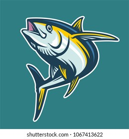 tuna pelagic fish