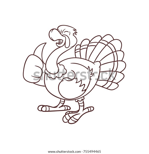 Turkey Coloring Pages (Free Printable Thanksgiving Coloring Pages) | 620x600