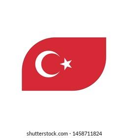 Turkey Flag Icon Görseller, Stok Fotoğraflar ve Vektörler | Shutterstock