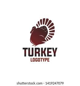 TURKEY, unik and smart icons logo for company