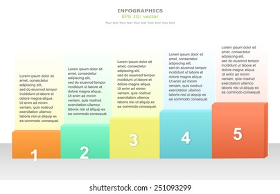 Turn-Based Business Infographics