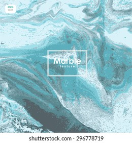 turquoise marble, vector marble texture