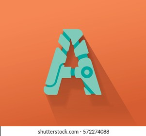ROBOT TYEPEFACE