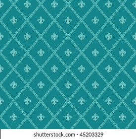 Turquoise vector background