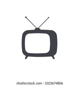TV icon EPS10