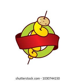 Twist potato sign.