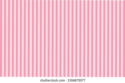 Two colored lines alternately beautiful pink and white - vector