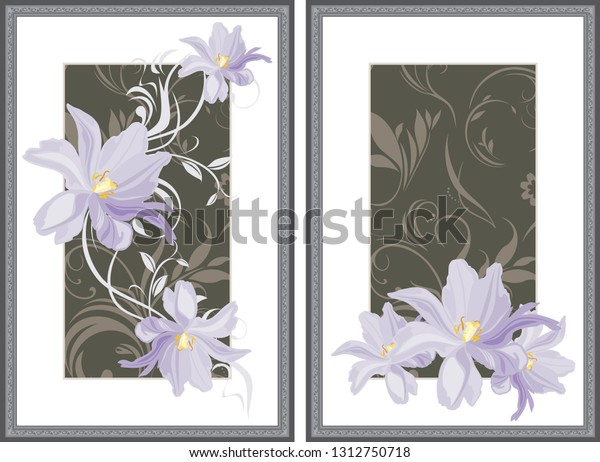 two-decorative-frames-lilac-tulips-600w-