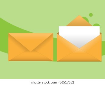 two email icons