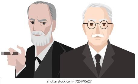 two great psychiatrists