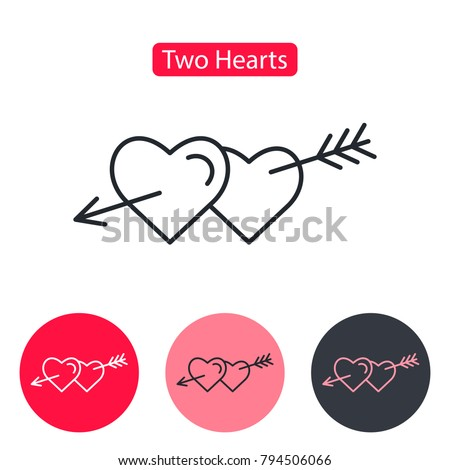 Two hearts dating
