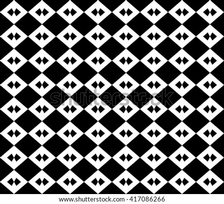 Two Minimal Argyle Diagonal Square Checked Stock Vector (Royalty