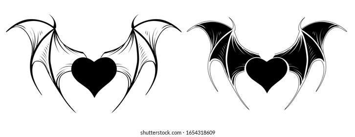 Vampire Tattoo Images Stock Photos Vectors Shutterstock