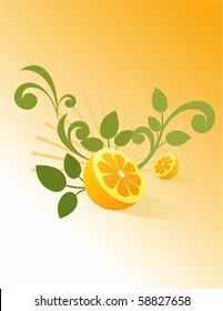 two vector lemons